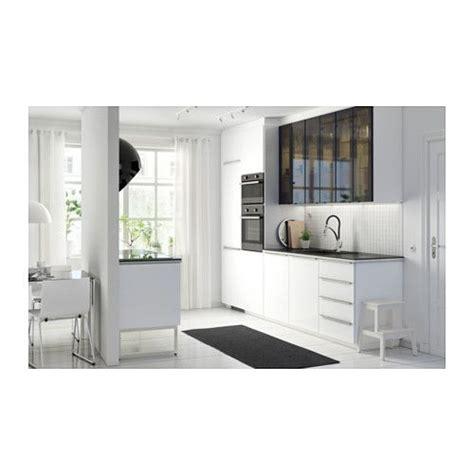 cuisine ikea abstrakt blanc laque cheap ringhult puerta alto brillo blanco x cm ikea with