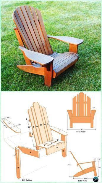diy adirondack chair  plans instructions adirondack