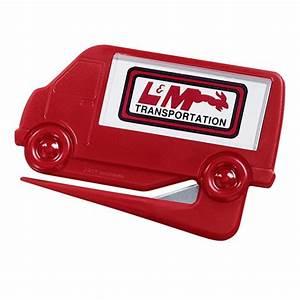 van magnetic letter opener promotional van magnetic With magnetic letter openers promotional