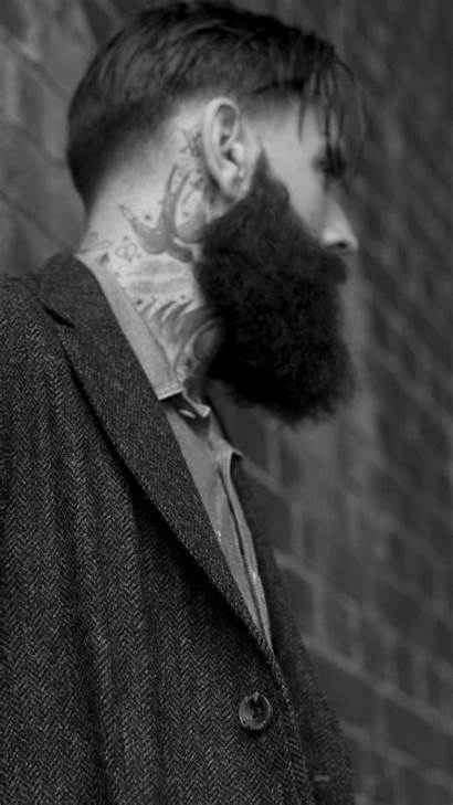 Beard Tattoo Ricki Hall Swallow Actor Wallpapers