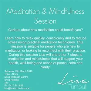 Meditation Classes at Erina Heights Central Coast- Lisa ...