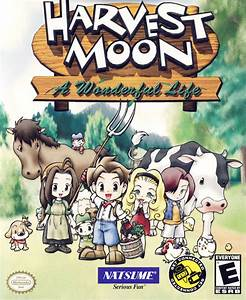 Harvest Moon A Wonderful Life Gamespot