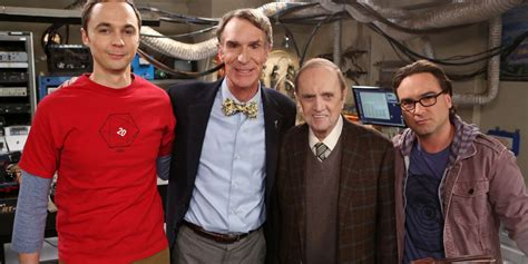 Bill Nye The Science Guy Reveals His Very Own Big Bang