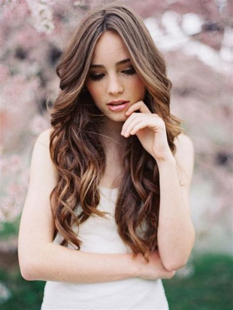 Hair Inspiration by Wedding Hair Do Inspiration Simply Wavy
