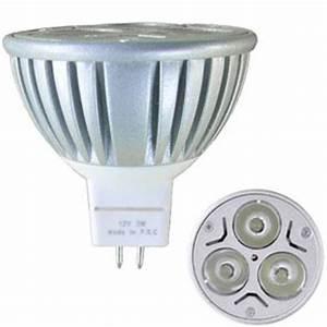 Led Basse Consommation : ampoule led gu5 3 3w basse consommation 12v ~ Edinachiropracticcenter.com Idées de Décoration