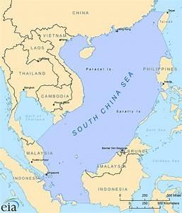 AmCham Vietnam | South China Sea [Bien Dong] Reserves and ...