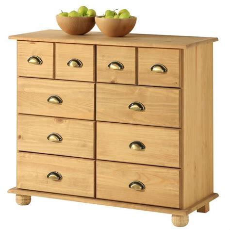 bureau en pin pas cher commode en pin pas cher mobilier sur enperdresonlapin