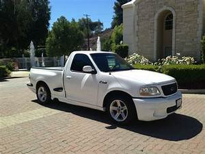 Sell Used 2001 Ford Svt Lightning All Orig Supercharged 5