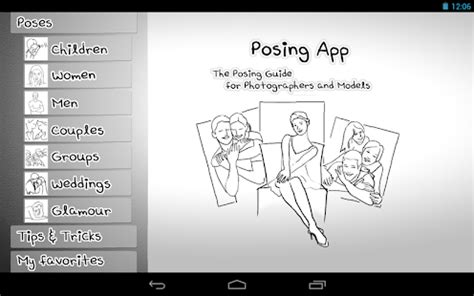 posing app android apps  google play