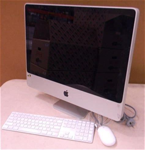 apple imac model       desktop pc