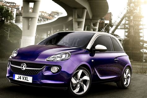 vauxhall purple buick considered new models based on opel astra and adam