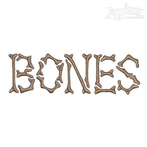 bones embroidery font apex embroidery designs monogram fonts alphabets