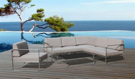 canape exterieur haut de gamme canapes sofás y sillones de exterior para el jardín