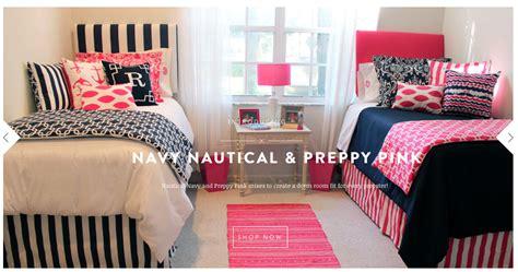 navy and pink bedding decor 2 ur door apartment sorority bedding