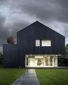 Modern, Design, Inspiration, Black, Houses