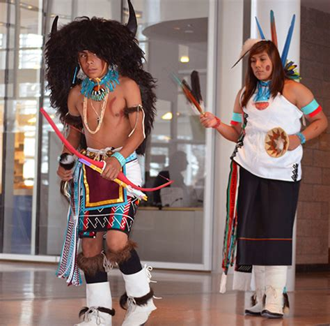 highlands celebrates native american week nmhu