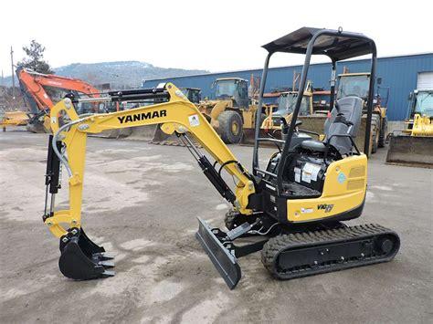 yanmar vio mini excavator  sale  hours penticton bc  mylittlesalesmancom