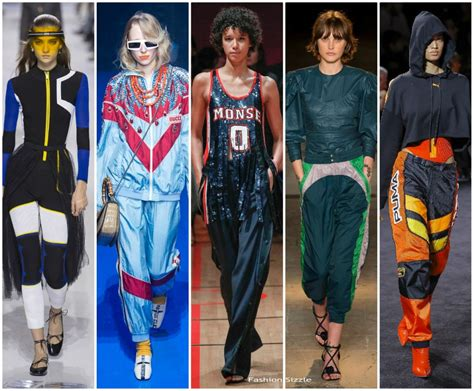 2018 Trends Something Borrowed And Plenty That Is New: Spring 2018 Runway Fashion Trend
