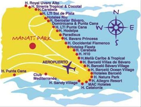 Punta Cana Carte Géographique Monde by Carte De Situation G 233 Ographique