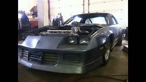 Camaro Drag Car Build Part11