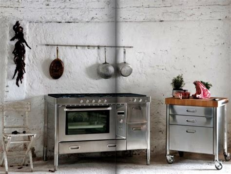 race car style appliances  compact kitchens remodelista
