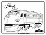Chuggington Coloring Train Wilson Disney Sheets Simple Printable Junior Dinosaur Colouring Chug Birthday Trains Visit Colors Patrol Halloween Chuggers Tsgos sketch template