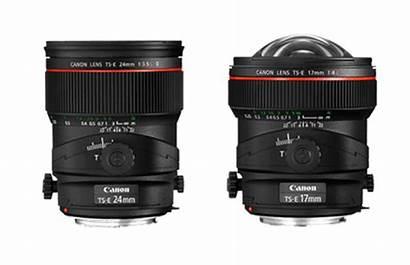 Canon Lens Lenses Type Tilt Shift Camera