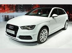 Audi A3 Sportback Returns to America as DieselOnly