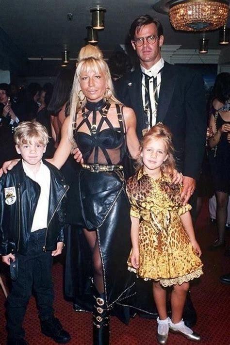 Gianni Donatella Versace Young