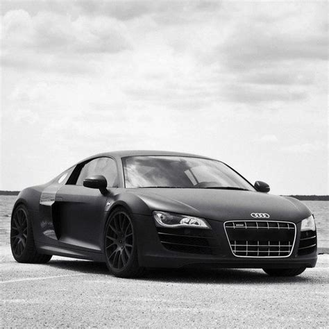 25+ Best Ideas About Audi R8 Matte Black On Pinterest