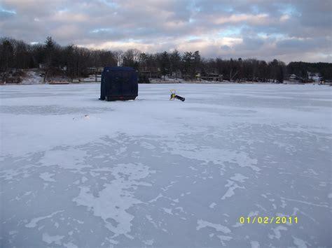 Budd Lake Boat Launch by Houghton Lake Walleye Report Budd Lake Fishing Update