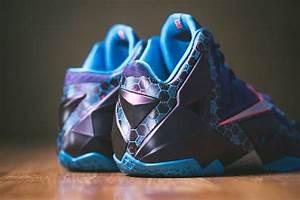 "Nike LeBron 11 - ""Court Purple""   #AGPOS"