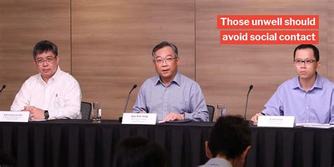 """He has been the member of parliament (mp) for chua chu kang grc since 2006. """"Socially Irresponsible"""" Actions Are Why Covid-19 ..."""