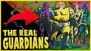 What Happened to the Original Guardians of the Galaxy ...