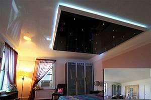 Schlafzimmer Lampen Design : led deckenlampe 43 moderne vorschl ge ~ Markanthonyermac.com Haus und Dekorationen