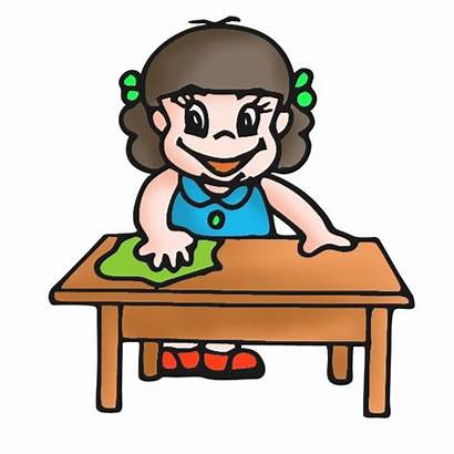 Table Clipart Wipe Kitchen Clean Clipground Help