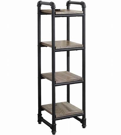 Pipe Shelf Tower Shelves Standing Shelving Organizeit