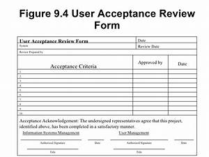 user acceptance testing sign off template resume cover With sign off template for testing