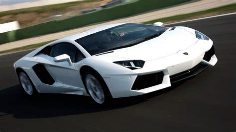 White Lamborghini Wallpapers