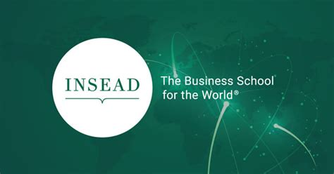 academic areas insead