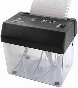 Other office mini paper shredder with letter opener for for Letter shredder