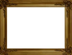 Old Vintage Antique Gold Picture Frame