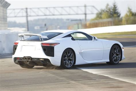 Lexus Lfa Review, Specs And Video