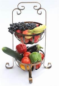 Etagere Avec Panier : tag re corbeille de fruits 10 320 panier l gumes 62 cm ~ Teatrodelosmanantiales.com Idées de Décoration