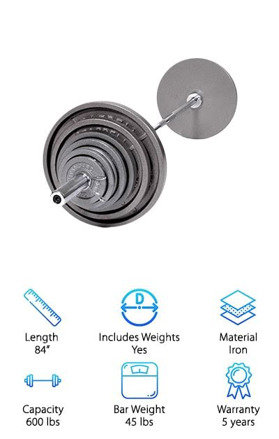 Best Barbell To Buy 10 Best Barbells For Home Gyms 2019 Buying Guide