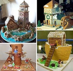 Inspiring Gingerbread House Plans Photo by Sweet Inspiration Served By 50 Jaw Dropping Diy