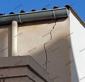 Reparer Grosse Fissure Mur Exterieur : fissure horizontale mur exterieur construction maison ~ Melissatoandfro.com Idées de Décoration