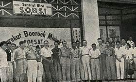 sentral organisasi buruh  indonesia wikipedia bahasa indonesia ensiklopedia bebas