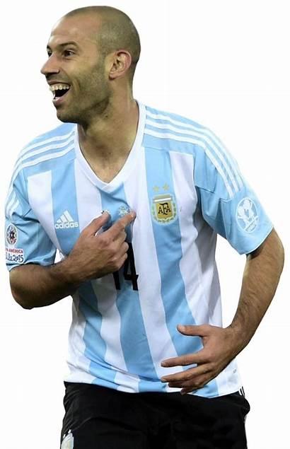 Mascherano Javier Render Argentina Footyrenders
