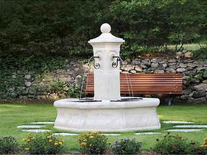 fontaine quotvincennesquot 190 x 180 60057 With fontaines solaires de jardin